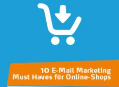 Email-Marketing Must Haves für Onlineshops