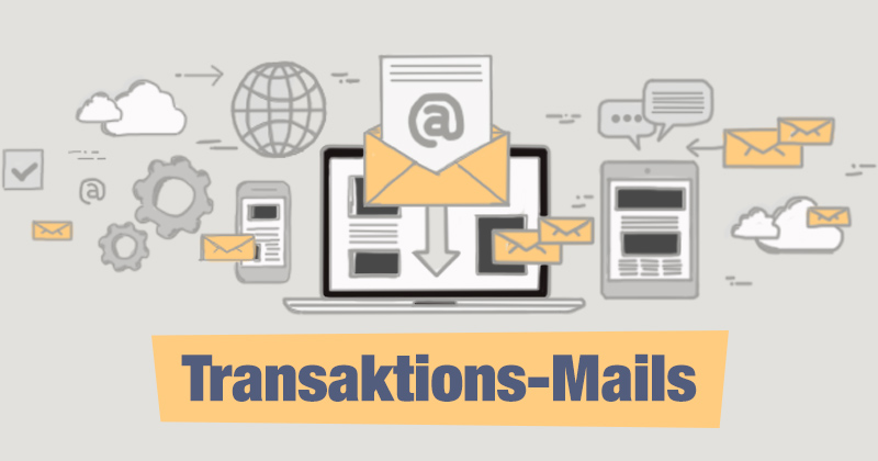 In Transaktions-Mails liegt großes ungenutztes Potenzial