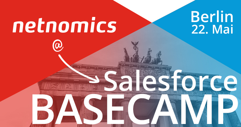 netnomics @ Salesforce Basecamp Berlin