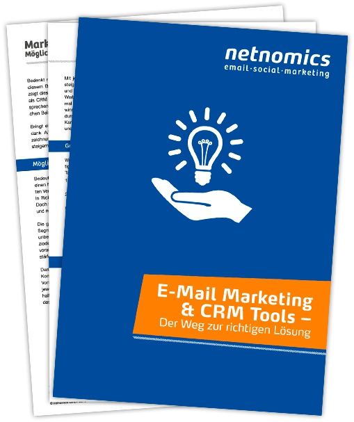 Whitepaper_E-Mail-Marketing & CRM Tools 2018