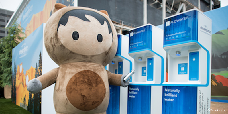 Astro - Salesforce Dreamforce
