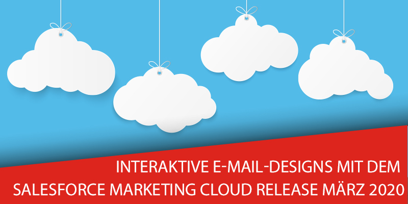Salesforce Marketing Cloud Release März'20 Release